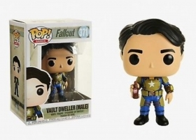 Fallout Vault Dweller Male 371 Funko POP Vinyl Figure