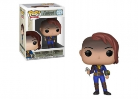 Fallout Vault Dweller Female 3