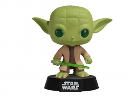 Star Wars Yoda 02 Funko POP Vinyl Figure