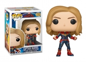 Marvel Captain Marvel 425 Funko POP Vinyl Figure