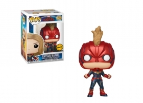 Marvel Captain Marvel Chase 425 Funko POP Vinyl Figure