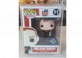 The Big Bang Theory Sheldon Cooper San Diego Comicon 11 1000 pezzi Ltd Funko POP