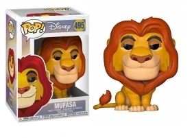 Disney Lion King Mufasa 495 PO