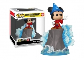 Disney Sorcerer Mickey 481 Funko POP Vinyl Figure