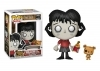 Don\'t Starve Willow and Bernie 403 Funko POP Vinyl Figure