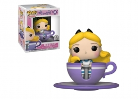 Disney Alice in Wonderland Alice and the Mad Tea Party 54 Funko POP Vinyl Figure
