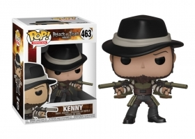 Attack on Titan Kenny 463 Funko POP Vinyl Figure