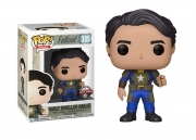 Fallout Vault Dweller Male with Mentats 385 Funko POP Vinyl Figure