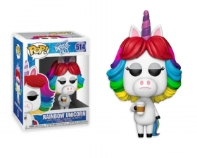 Disney Inside Out Rainbow Unicorn 514 Disney Park Funko POP Vinyl Figure