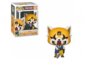 Aggretsuko with Chainsaw 22 Funko POP Vinyl Figure