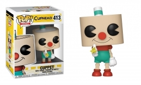 Cuphead Cuppet 413 Funko POP V