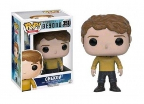 Star Trek Beyond Chekov 351 Funko POP Vinyl Figure