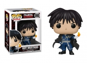 Full Metal Alchemist Roy Musta