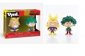 My Hero Academia All Might and Deku Funko Vynl Figure