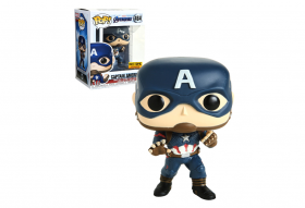 Marvel Avengers: Endgame Captain America Hot Topic 464 Funko POP Vinyl Figure