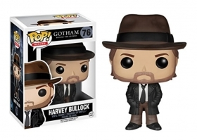 Gotham Harvey Bullock 76 Funko POP Vinyl Figure