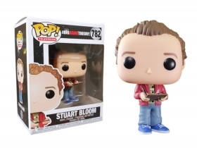 The Big Bang Theory Stuart Bloom 782 Funko POP Vinyl Figure