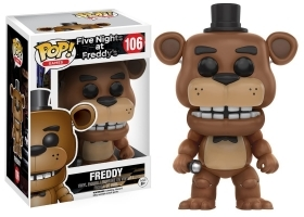 Five Nights at Freddy's Freddy 106 Funko POP Vinyl Figure