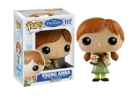 Disney Frozen Young Anna 117 Funko POP Vinyl Figure
