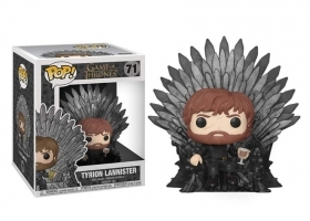 Game of Thrones Tyrion Lannister on Throne 71 Funko POP Vinyl Figure