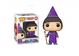 Stranger Things 3 Will the Wise 805 Funko POP Vinyl Figure