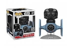 Star Wars with Tie Fighter Pilot 221 Funko POP Vinyl Figure