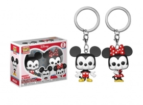 Disney Mickey and Minnie Funko