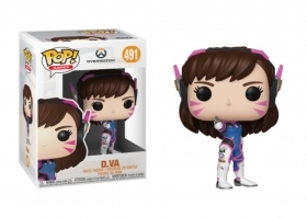 Overwatch D.va 491 Funko POP Vinyl Figure