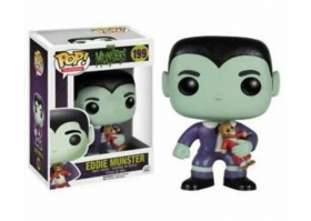 The Munsters Eddie Munster 199 Funko POP Vinyl Figure