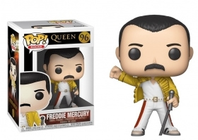 Queen Freddie Mercury Wembley 96 Funko POP Vinyl Figure
