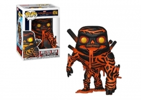 Marvel Spider Man: Far From Home Molten Man 474 Funko POP Vinyl Figure