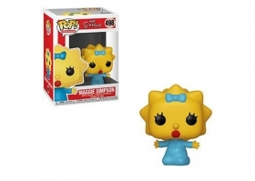 The Simpson Maggie Simpson 498 Funko POP Vinyl Figure