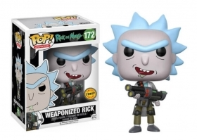 Rick and Morty Weaponized Rick Chase 172 Funko POP Vinyl Figure