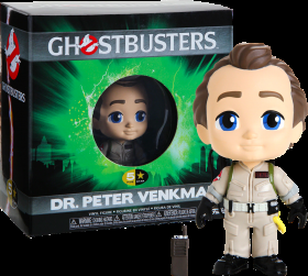 Ghostbusters Peter Venkman Funko Five Star Vinyl Figure