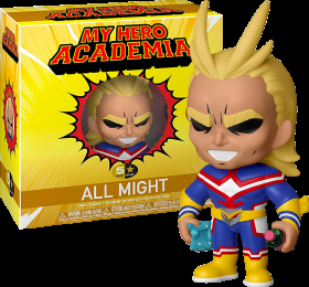 My Hero Academia All Might Funko Five Star Vinyl Figure