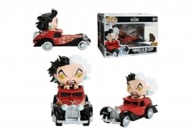 Disney Villains Cruella in Car Hot Topic 61 Funko POP Vinyl Figure