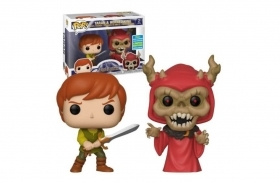 Disney The Black Cauldron 2 Pack Summer Convention 2019 Funko POP Vinyl Figure