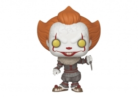 IT Pennywise with Blade 782 Fu