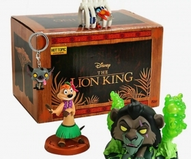 Disney Lion King Treasure Box Hot Topic Funko POP Vinyl Figure