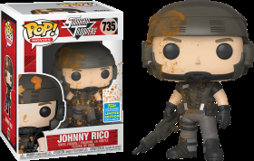 Starship Troopers Johnny Rico Summer Convention 2019 Funko POP Vinyl Figure