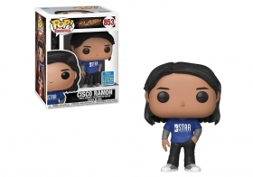 The Flash Cisco Summer Convention 2019 Funko POP Vinyl Figure