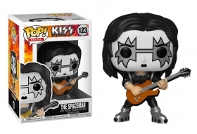 Kiss The Spaceman 123 Funko PO