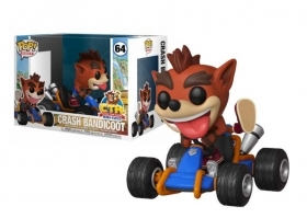 Crash Bandicoot Crash Team Racing 64 Funko POP Vinyl Figure