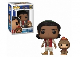 Disney Aladdin of Agrabah with Abu 538 Funko POP Vinyl Figure