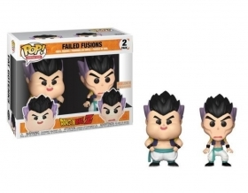 Dragon Ball Z Failed Fusion Boxlunch 2 Pack Funko POP Vinyl Figure