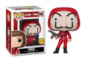 La Casa de Papel Tokyo 741 Regular and Chase Bundle Funko POP Vinyl Figure