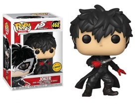 Persona 5 The Joker Chase 468
