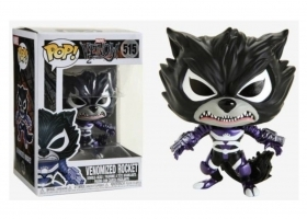 Marvel Venomized Rocket Funko POP Vinyl Figure