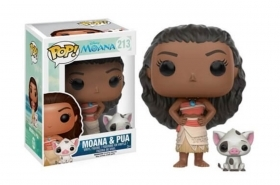 Disney Moana and Pua 213 Funko POP Vinyl Figure