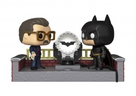 Batman 80th Batman Begins with Light Up Bat Signal Funko POP Vinyl Figure